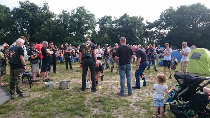 16 - Nationale VOC Belgium - du 12 au 14 Août 2016