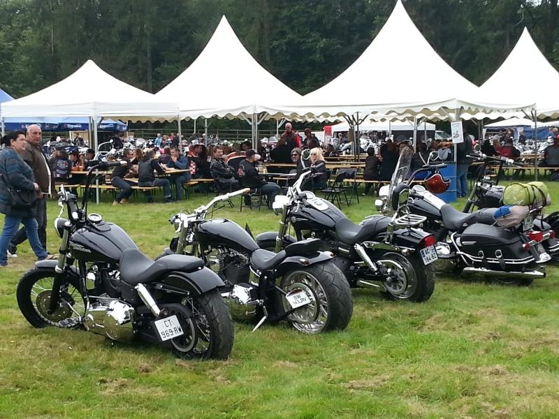 16 - Bagnoles and Bikes à Bagnoles de l'Orne (61) - du 29 au 31 août 2014