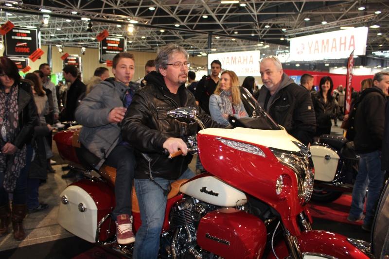 1 - Salon de la moto à Lyon (69) - du 13 au 15 mars 2015